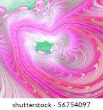 fractal abstraction | Shutterstock . vector #56754097