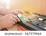 Engineer Restores The Laptop P...