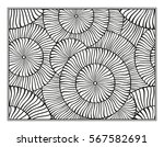 vector abstract pattern page... | Shutterstock .eps vector #567582691