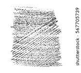 black vector wooden grunge... | Shutterstock .eps vector #567705739