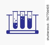 chemical labs icon. flat...   Shutterstock .eps vector #567706405