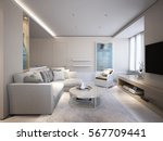 elegant and luxurious light... | Shutterstock . vector #567709441