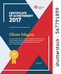"""certificate of achievement""... 