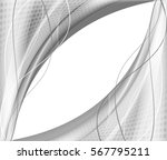 abstract gray background | Shutterstock .eps vector #567795211