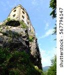 likava castle  slovakia | Shutterstock . vector #567796147