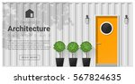 elements of architecture  ...   Shutterstock .eps vector #567824635