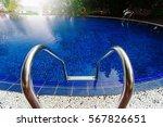 Swimming Pool In Resort Island...