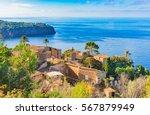 Idyllic View Of Mediterranean...