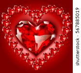 smart love background with...