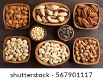 Different Kinds Of Nuts In...
