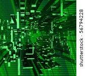 3d Matrix Space