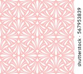 seamless floral vector pattern. ... | Shutterstock .eps vector #567953839