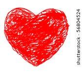 heart | Shutterstock .eps vector #56804524