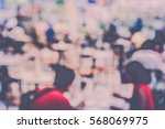 picture blurred  for background ... | Shutterstock . vector #568069975