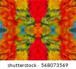 orange and red. green and... | Shutterstock . vector #568073569