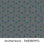 abstract repeat backdrop.... | Shutterstock .eps vector #568080991