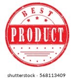 "rubber stamp ""best product"" ... 