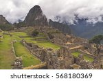 Peru  Machu Picchu  No People....