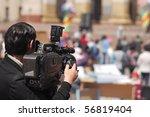 cameraman | Shutterstock . vector #56819404