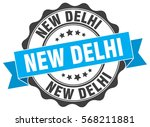 new delhi | Shutterstock .eps vector #568211881