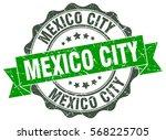 mexico city | Shutterstock .eps vector #568225705