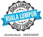 kuala lumpur | Shutterstock .eps vector #568246009