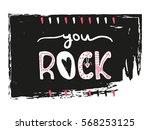 creative unique hand drawn...   Shutterstock .eps vector #568253125