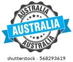 australia | Shutterstock .eps vector #568293619