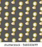 explorer symbol. colored flat... | Shutterstock .eps vector #568333699