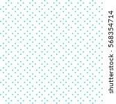 seamless polka dot background | Shutterstock .eps vector #568354714