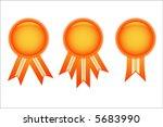 illustration of seals | Shutterstock .eps vector #5683990