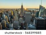 manhattan | Shutterstock . vector #568399885