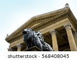 majestic theater massimo of... | Shutterstock . vector #568408045