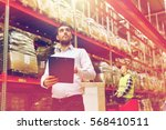 wholesale  logistic  people and ...   Shutterstock . vector #568410511