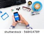 chiang mai thailand   jan 25... | Shutterstock . vector #568414789