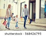 sale  consumerism and people... | Shutterstock . vector #568426795