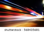 speed motion abstract... | Shutterstock . vector #568435681