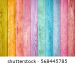 Colored Wood Background