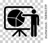 public report icon. vector... | Shutterstock .eps vector #568461559