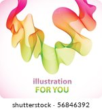 abstract background. vector... | Shutterstock .eps vector #56846392