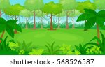vector cartoon illustration of... | Shutterstock .eps vector #568526587