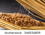 Natto Of The Japanese Fermente...