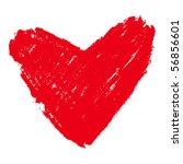 heart | Shutterstock .eps vector #56856601