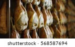 Parma ham professional and traditional of the history and culture of genuine and healthy food