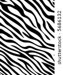 zebra stripes | Shutterstock . vector #5686132