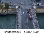 paris  france   october 5  2016 ... | Shutterstock . vector #568647604