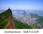 General Aerial View Of Rio De...