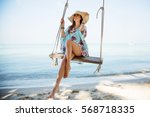 outdoors lifestyle fashion... | Shutterstock . vector #568718335