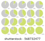 illustration circle infographic ... | Shutterstock .eps vector #568732477