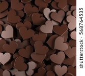 Milk Chocolate Hearts...